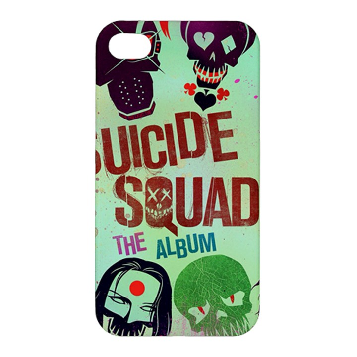 Panic! At The Disco Suicide Squad The Album Apple iPhone 4/4S Hardshell Case