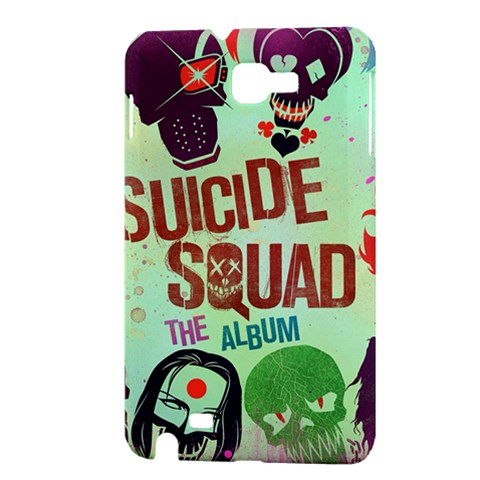 Panic! At The Disco Suicide Squad The Album Samsung Galaxy Note 1 Hardshell Case
