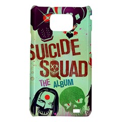 Panic! At The Disco Suicide Squad The Album Samsung Galaxy S2 i9100 Hardshell Case