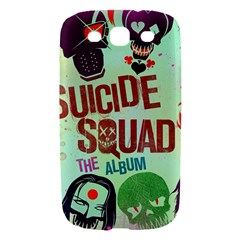Panic! At The Disco Suicide Squad The Album Samsung Galaxy S III Hardshell Case