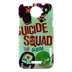 Panic! At The Disco Suicide Squad The Album HTC One X Hardshell Case