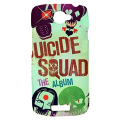 Panic! At The Disco Suicide Squad The Album HTC One S Hardshell Case