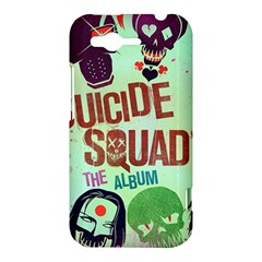Panic! At The Disco Suicide Squad The Album HTC Rhyme
