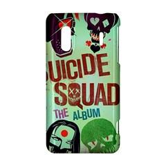 Panic! At The Disco Suicide Squad The Album HTC Evo Design 4G/ Hero S Hardshell Case