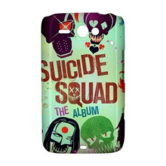 Panic! At The Disco Suicide Squad The Album HTC ChaCha / HTC Status Hardshell Case