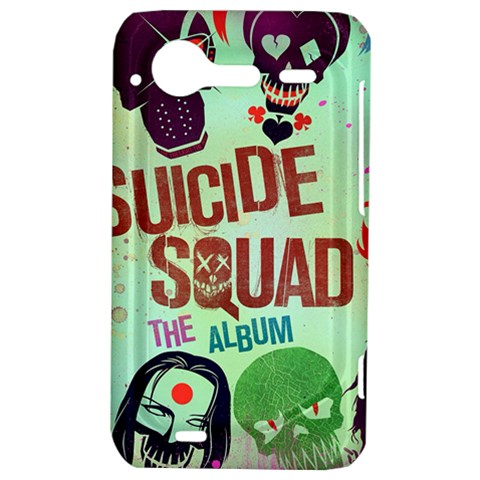 Panic! At The Disco Suicide Squad The Album HTC Incredible S Hardshell Case