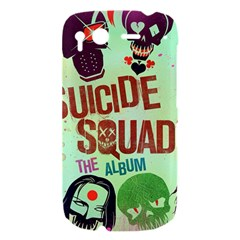 Panic! At The Disco Suicide Squad The Album HTC Desire S Hardshell Case