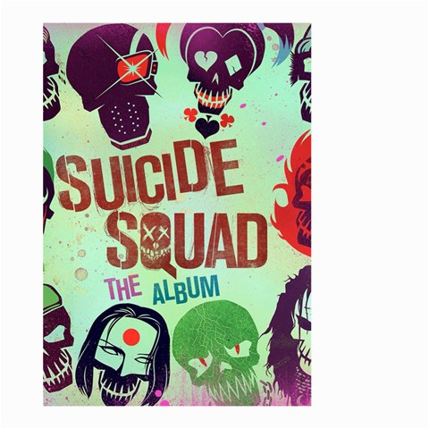 Panic! At The Disco Suicide Squad The Album Large Garden Flag (Two Sides)