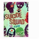 Panic! At The Disco Suicide Squad The Album Large Garden Flag (Two Sides) Back