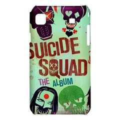 Panic! At The Disco Suicide Squad The Album Samsung Galaxy S i9008 Hardshell Case