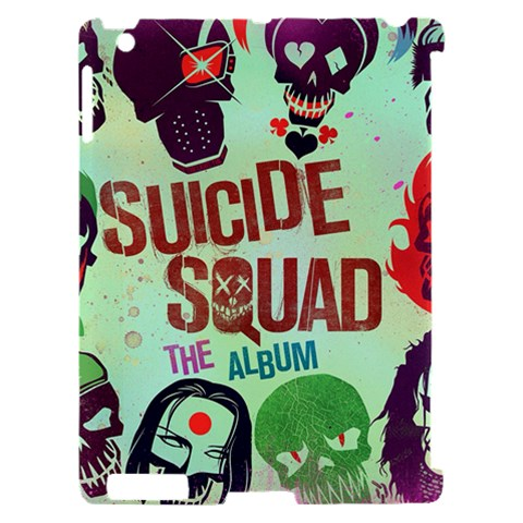 Panic! At The Disco Suicide Squad The Album Apple iPad 2 Hardshell Case (Compatible with Smart Cover)
