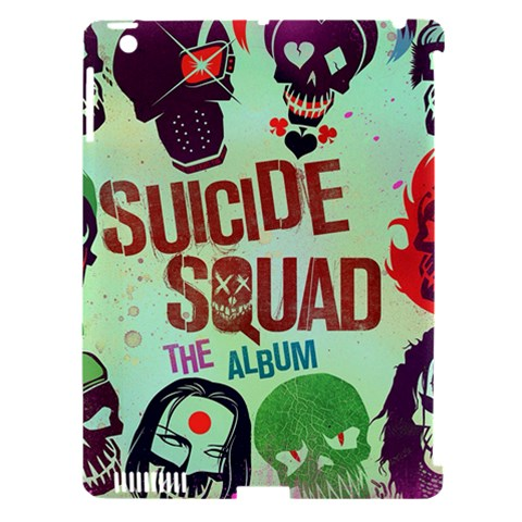 Panic! At The Disco Suicide Squad The Album Apple iPad 3/4 Hardshell Case (Compatible with Smart Cover)