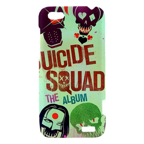 Panic! At The Disco Suicide Squad The Album HTC One V Hardshell Case