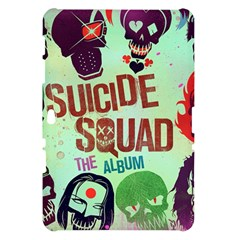 Panic! At The Disco Suicide Squad The Album Samsung Galaxy Tab 10.1  P7500 Hardshell Case