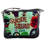 Panic! At The Disco Suicide Squad The Album Messenger Bags Front
