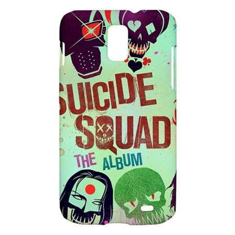 Panic! At The Disco Suicide Squad The Album Samsung Galaxy S II Skyrocket Hardshell Case