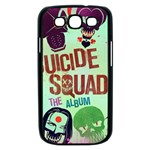 Panic! At The Disco Suicide Squad The Album Samsung Galaxy S III Case (Black) Front