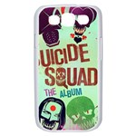Panic! At The Disco Suicide Squad The Album Samsung Galaxy S III Case (White) Front
