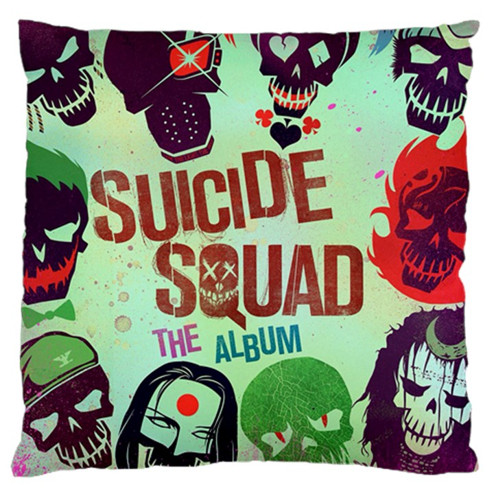 Panic! At The Disco Suicide Squad The Album Large Cushion Case (Two Sides)