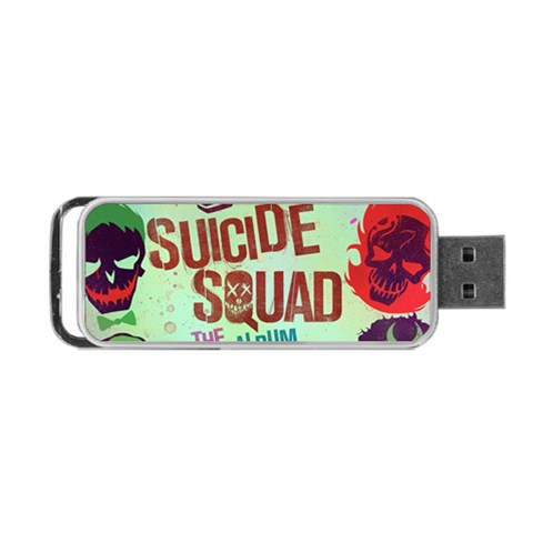 Panic! At The Disco Suicide Squad The Album Portable USB Flash (One Side)