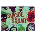 Panic! At The Disco Suicide Squad The Album Cosmetic Bag (XXL)  Back