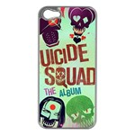 Panic! At The Disco Suicide Squad The Album Apple iPhone 5 Case (Silver) Front