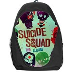 Panic! At The Disco Suicide Squad The Album Backpack Bag Front