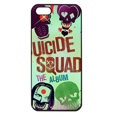 Panic! At The Disco Suicide Squad The Album Apple iPhone 5 Seamless Case (Black)