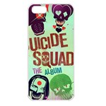 Panic! At The Disco Suicide Squad The Album Apple iPhone 5 Seamless Case (White) Front