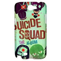 Panic! At The Disco Suicide Squad The Album Samsung Galaxy Note 2 Hardshell Case