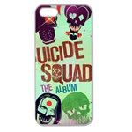 Panic! At The Disco Suicide Squad The Album Apple Seamless iPhone 5 Case (Clear) Front