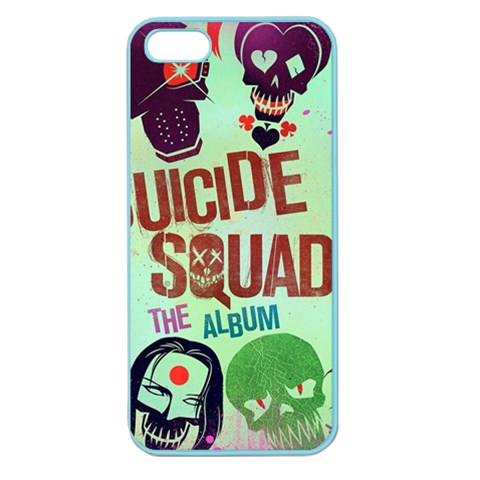 Panic! At The Disco Suicide Squad The Album Apple Seamless iPhone 5 Case (Color)
