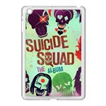 Panic! At The Disco Suicide Squad The Album Apple iPad Mini Case (White) Front