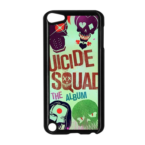 Panic! At The Disco Suicide Squad The Album Apple iPod Touch 5 Case (Black)