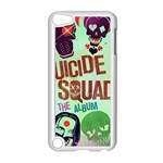 Panic! At The Disco Suicide Squad The Album Apple iPod Touch 5 Case (White) Front