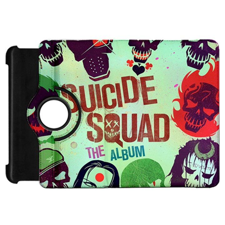 Panic! At The Disco Suicide Squad The Album Kindle Fire HD Flip 360 Case