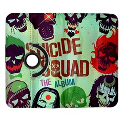 Panic! At The Disco Suicide Squad The Album Samsung Galaxy Note II Flip 360 Case