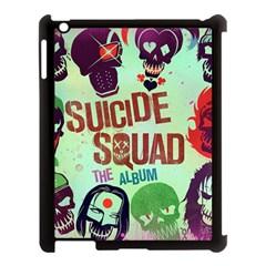 Panic! At The Disco Suicide Squad The Album Apple iPad 3/4 Case (Black)