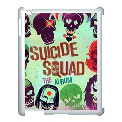 Panic! At The Disco Suicide Squad The Album Apple iPad 3/4 Case (White)