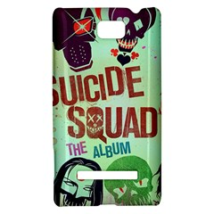 Panic! At The Disco Suicide Squad The Album HTC 8S Hardshell Case