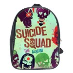 Panic! At The Disco Suicide Squad The Album School Bags (XL)  Front
