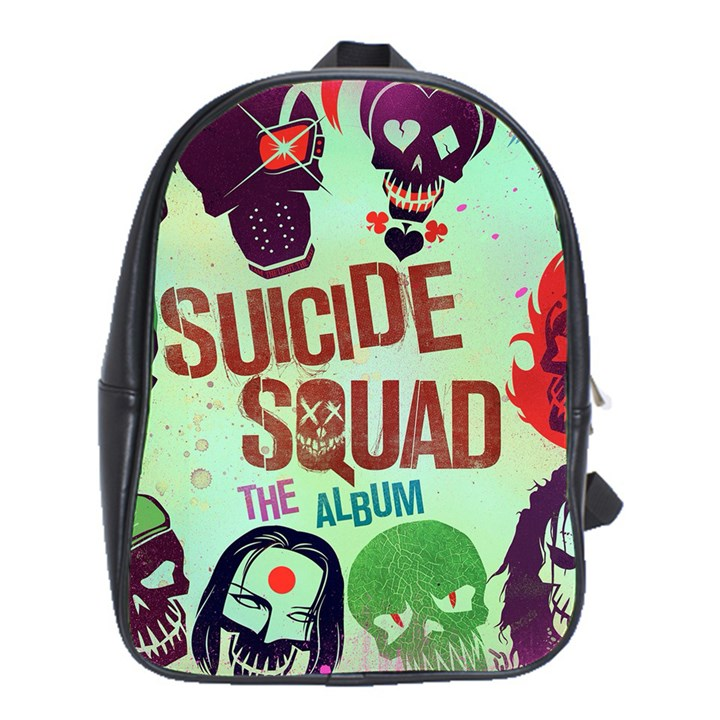 Panic! At The Disco Suicide Squad The Album School Bags (XL)