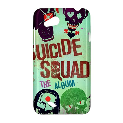 Panic! At The Disco Suicide Squad The Album HTC Desire VC (T328D) Hardshell Case