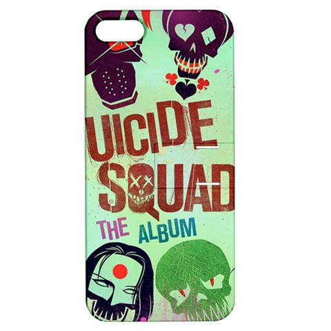 Panic! At The Disco Suicide Squad The Album Apple iPhone 5 Hardshell Case with Stand