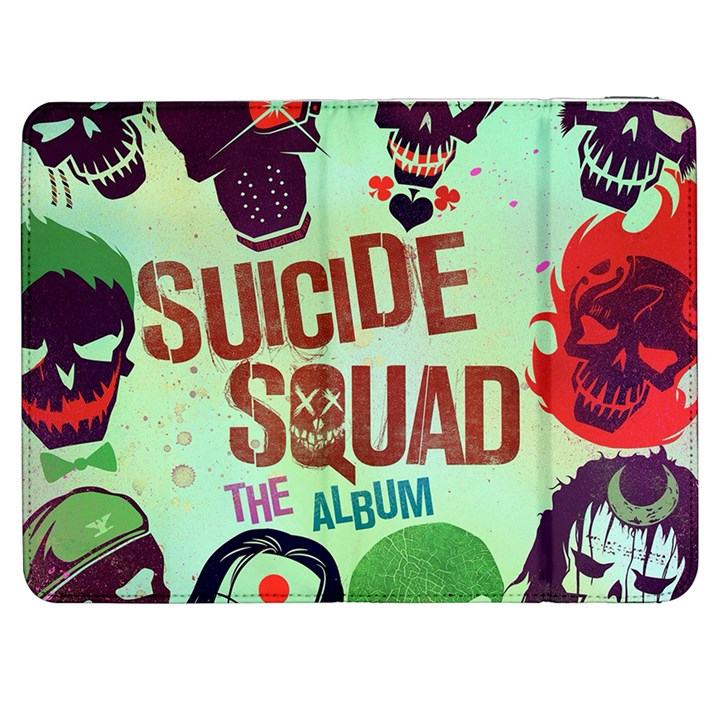 Panic! At The Disco Suicide Squad The Album Samsung Galaxy Tab 7  P1000 Flip Case