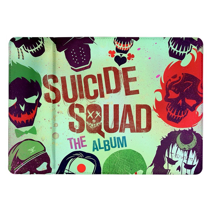 Panic! At The Disco Suicide Squad The Album Samsung Galaxy Tab 10.1  P7500 Flip Case