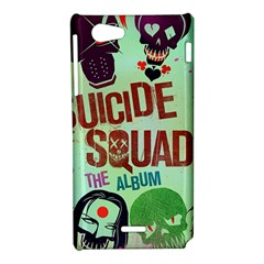 Panic! At The Disco Suicide Squad The Album Sony Xperia J