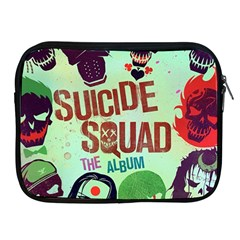 Panic! At The Disco Suicide Squad The Album Apple iPad 2/3/4 Zipper Cases