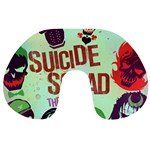 Panic! At The Disco Suicide Squad The Album Travel Neck Pillows Front