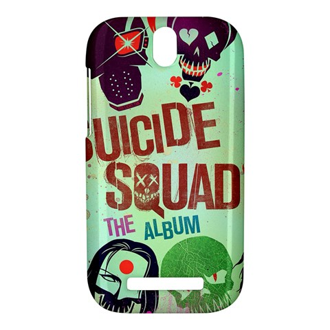 Panic! At The Disco Suicide Squad The Album HTC One SV Hardshell Case